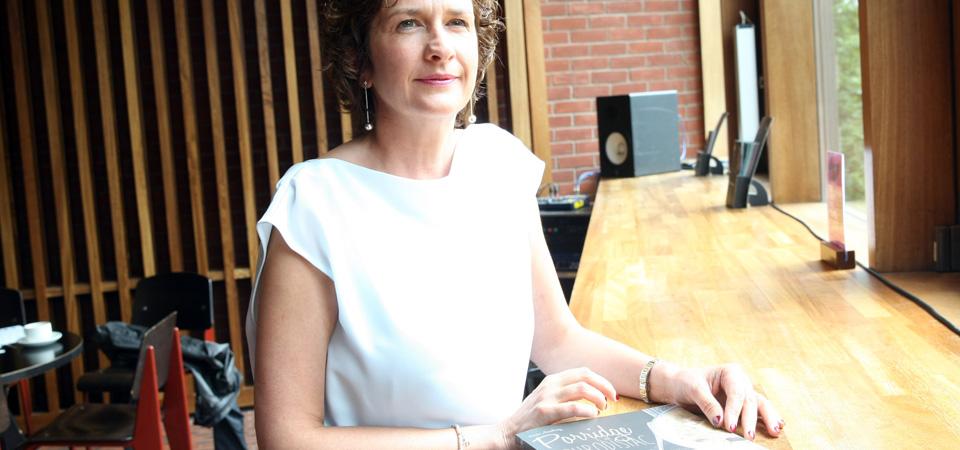 Roisin Armstrong book launch - Porridge is an Aphrodisiac